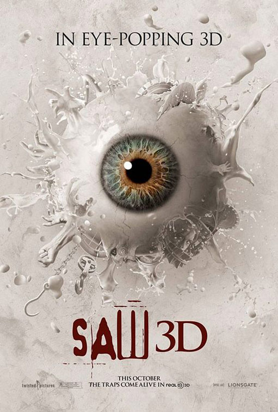 Saw 7 In Eye-Popping 3D