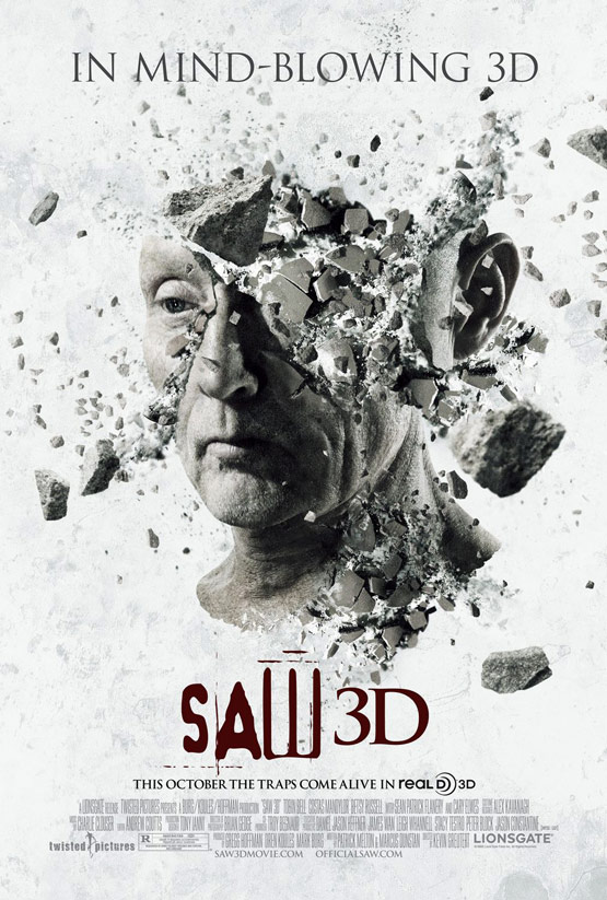 Saw 7 In Mind-Blowing 3D