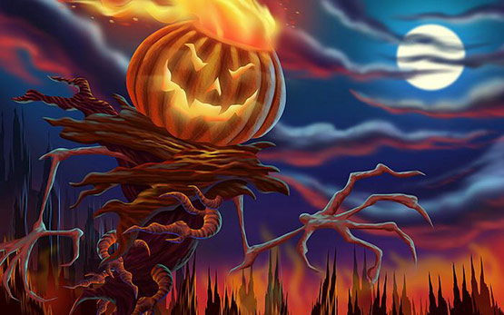 03, Free Halloween HQ Wallpaper for your Desktop