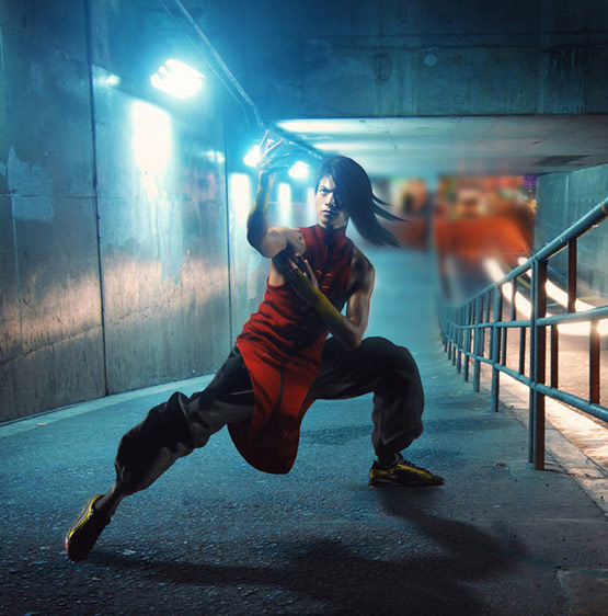 03 Yang Street Fighter Art in 24 Hyper Realistic Examples of Street Fighter Characters Art