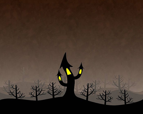 10, Halloween Free Desktop Wallpaper