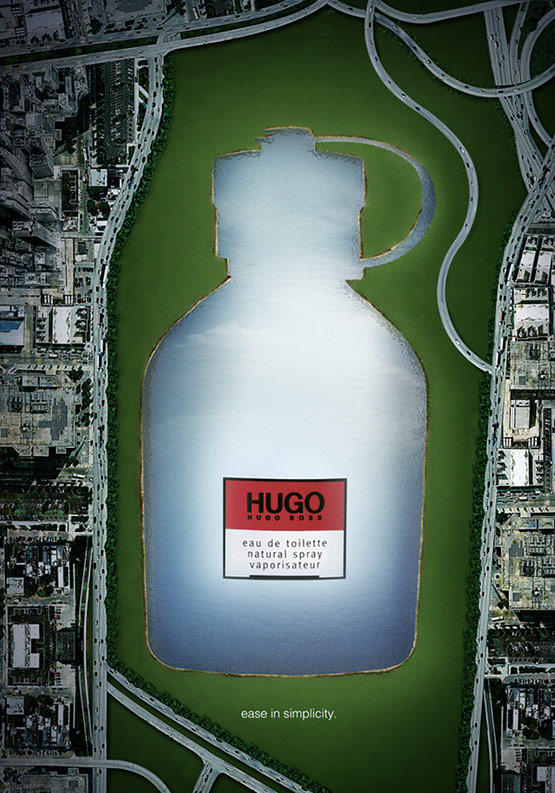 Hugo Boss, Best Creative Adverts of Ferdi Rizkiyanto