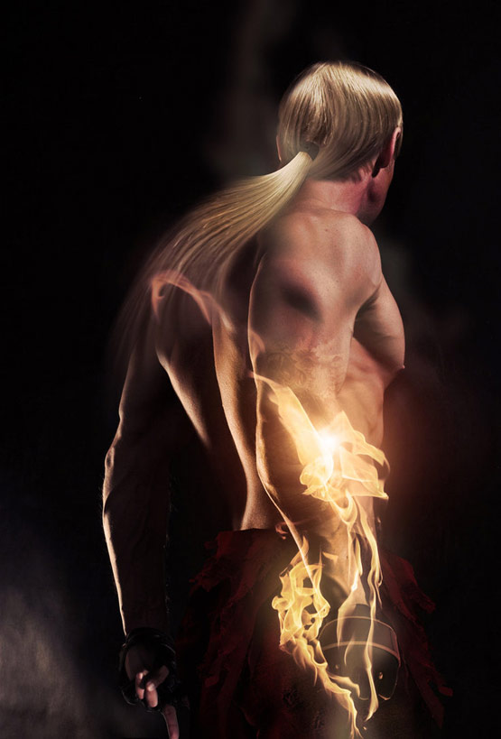 10 Ken Masters Street Fighter Art in 24 Hyper Realistic Examples of Street Fighter Characters Art