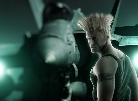 11 Guile Street Fighter Art in 24 Hyper Realistic Examples of Street Fighter Characters Art