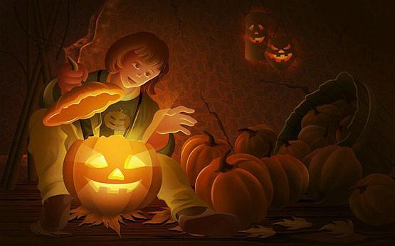 17, Halloween Haunts