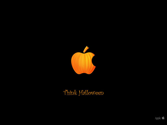 19, Think Halloween, Wallpaper for Desktop