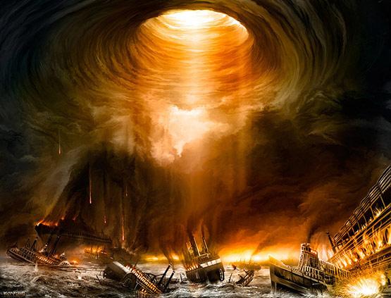 Delphian Calamity, Digital Artistic Works