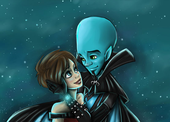 01 of 10, I Want You Megamind