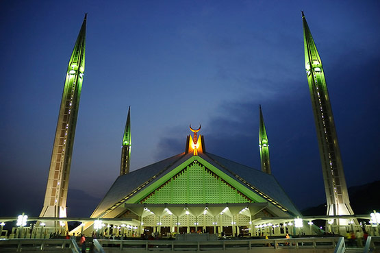 02 Faisal Mosque Islamabad Pakistan in 15 Beautiful and Amazing Pictures of Pakistan