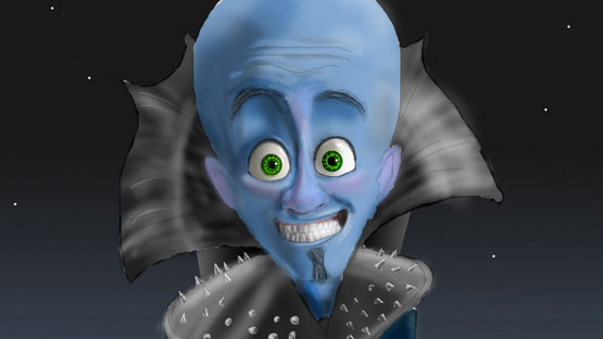 04 of 10, Mega Smile Megamind