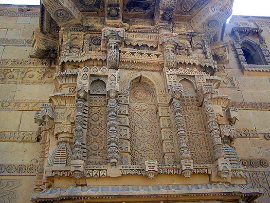 The tomb of Jam Nido at Makli Hills Thatta Sindh, Pakistan