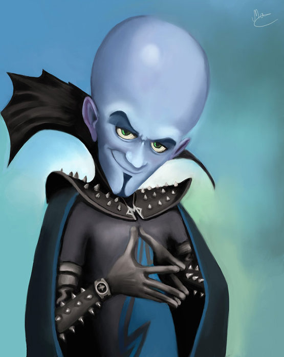 06 of 10, Megamind