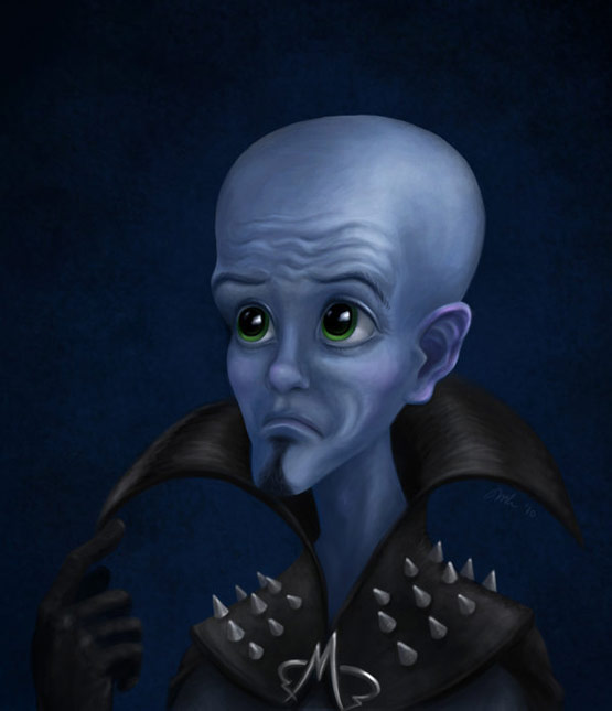 08 of 10, Sad Megamind