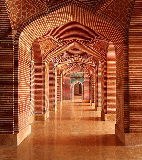 15 Shahjahan Masjid Pakistan in 15 Beautiful and Amazing Pictures of Pakistan
