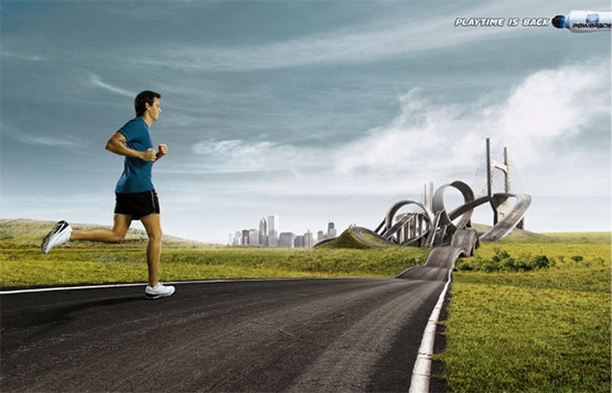 10 of 15, Creative Advertisements to Boost your Inspiration
