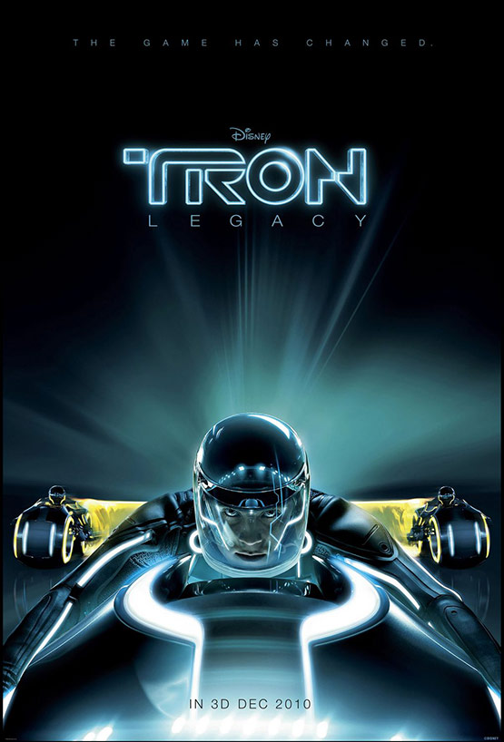 Tron Legacy Movie Poster 02