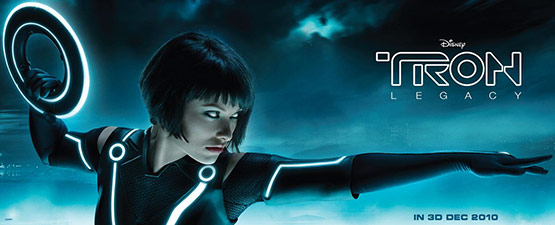 Tron Legacy Movie Poster 03