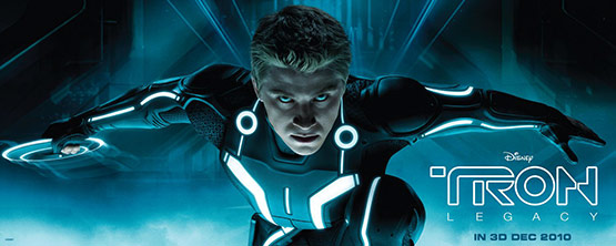 Tron Legacy Movie Poster 05