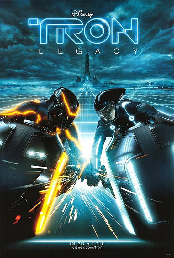 Tron Legacy Movie Poster 06