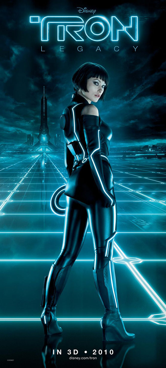 Tron Legacy Movie Poster 08