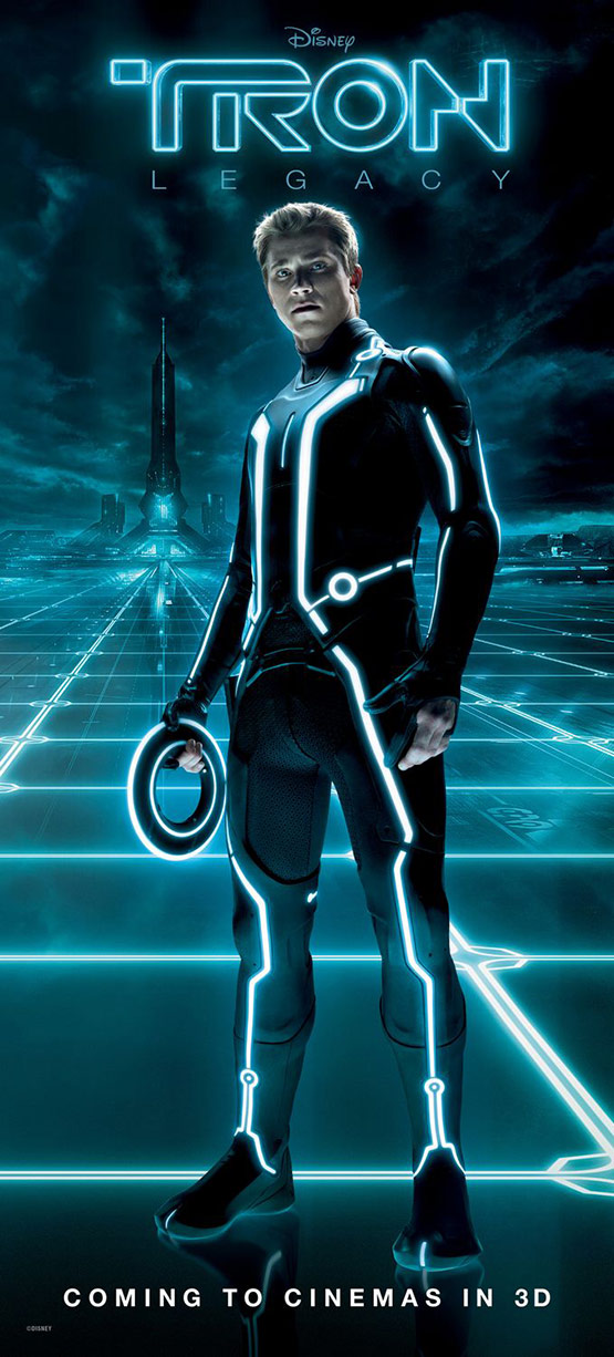 Tron Legacy Movie Poster 09