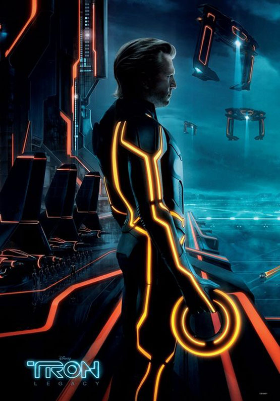 Tron Legacy Movie Poster 16