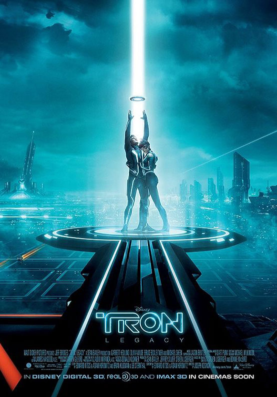 Tron Legacy Movie Poster 17