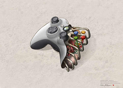 Control Life in Anatomy of Objects That Make You Say Wow