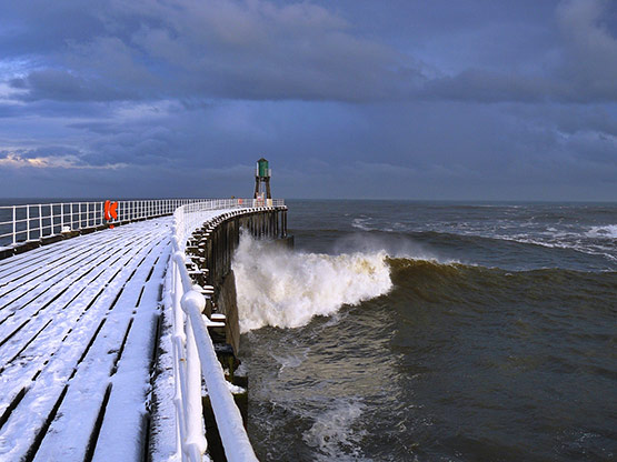 17 of 25, Attractive Snow Pictures of UK 2010