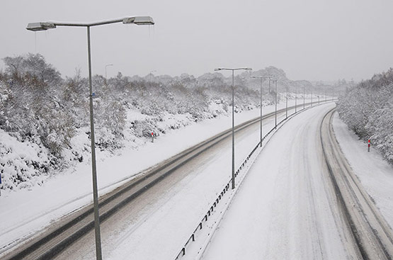 19 of 25, Attractive Snow Pictures of UK 2010