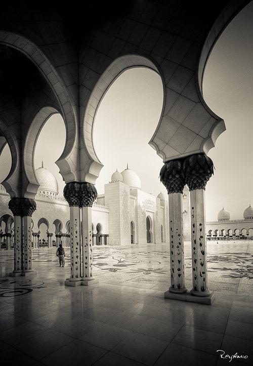 famous architectural photography. Exellent Famous 3 Inside The Grand Masjid In Famous Architectural Photography O