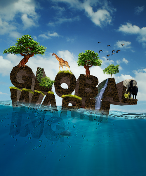 Global Warming by Victor van Gaasbeek