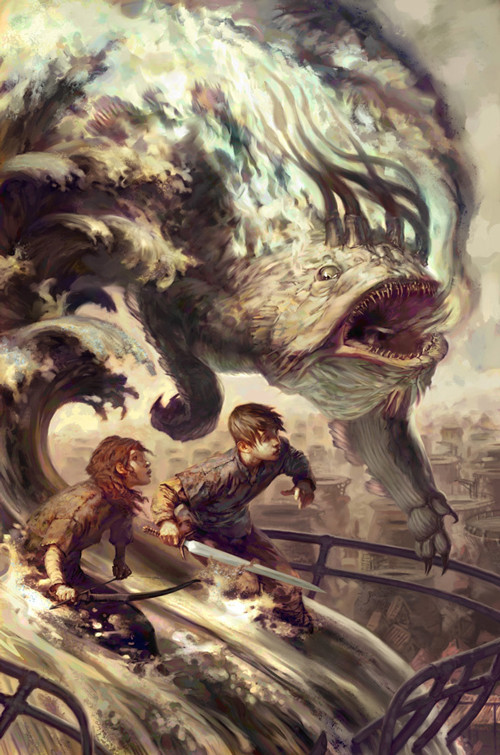 Fantastic Worlds by Jon Foster
