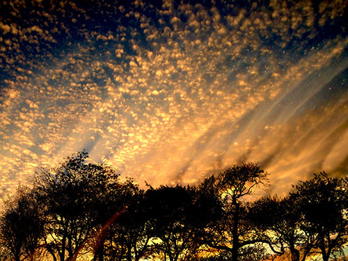 Sun Photo 15 in Beauty of Sun Photography With 30+ Amazing Sunset Pictures