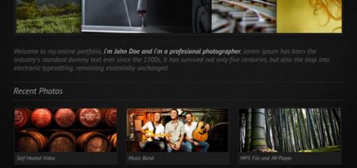 Livepuse Business Portfolio WordPress Theme