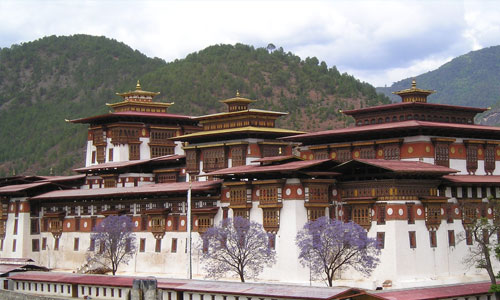 Pungthang Dechen Dzong