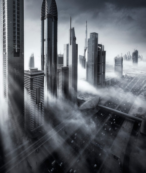 Mist City Dubai