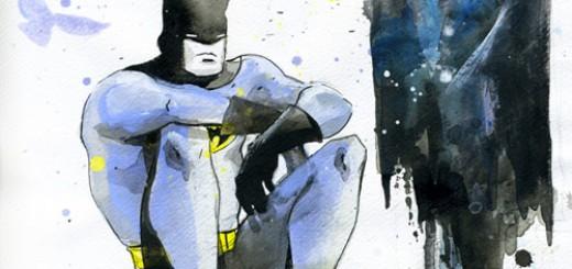 Depressive Batman