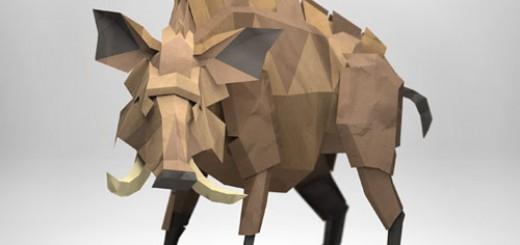 The Paper Boar