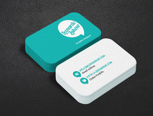Leonardo Lakour Business Card