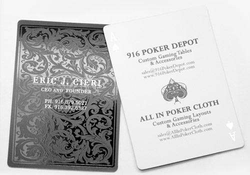 Poker Depot Card