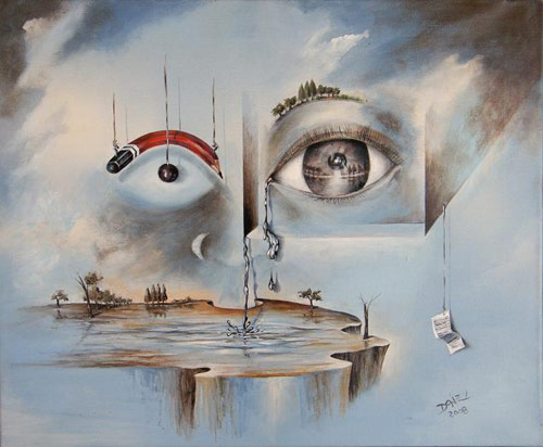 Surreal Paintings