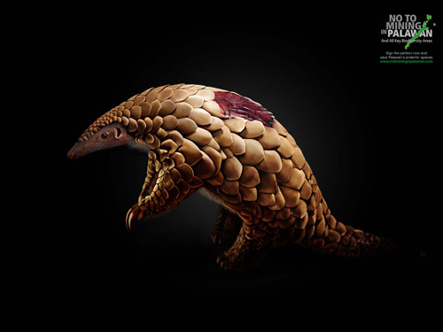 Wounds - Creative Advertisements Using Animals