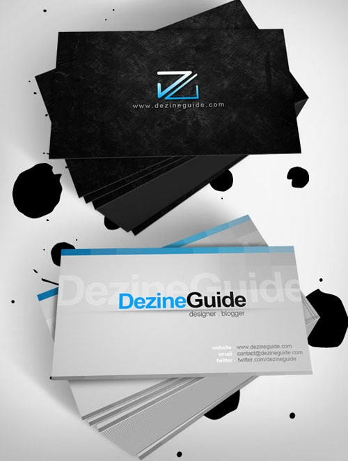 Download Free Modern Business Card