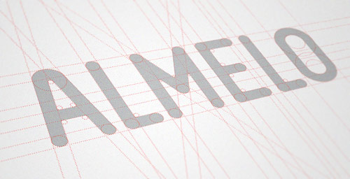 Free font: FV Almelo - New Free Fonts For Your Designs
