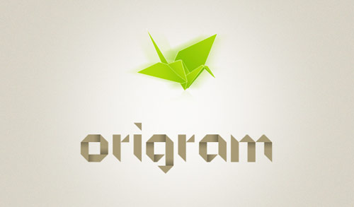 Origram Free Font - New Free Fonts For Your Designs