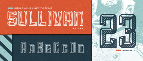Sullivan Free Font - New Free Fonts For Your Designs