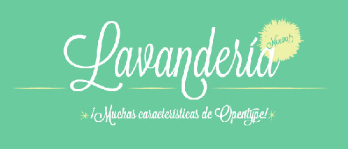 Lavanderia Free Font - New Free Fonts For Your Designs