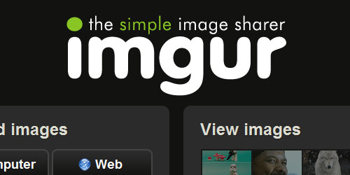 Imgur - Free Image Hosting and Photo Sharing Websites
