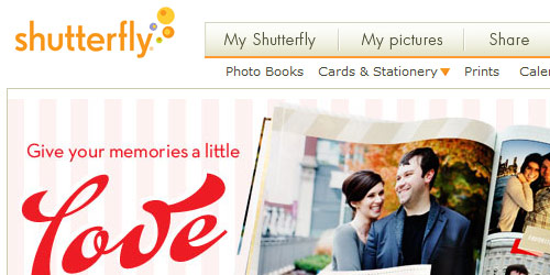 Shutterfly - Free Image Hosting and Photo Sharing Websites